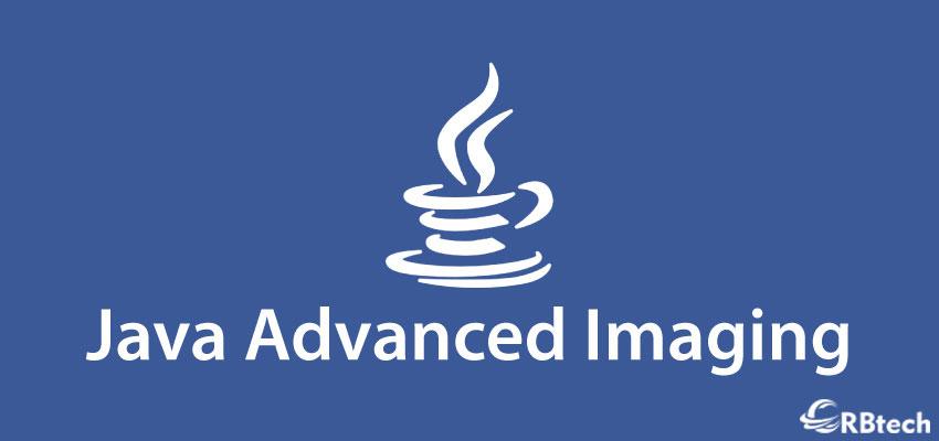 Java Advanced Imaging