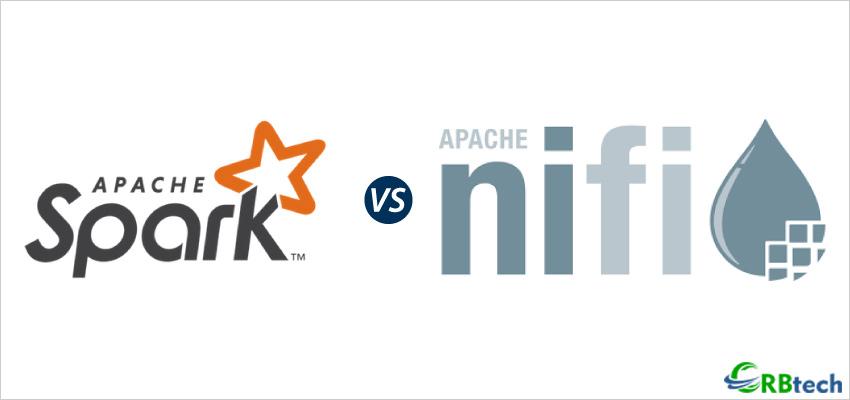 apache spark and apache nifi