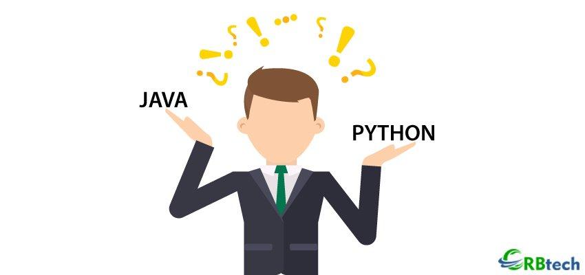 Java vs Python: Which Programming Language To Master?