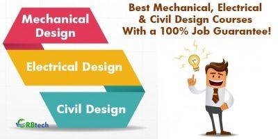 Mechanical, Electrical & Civil Design Courses
